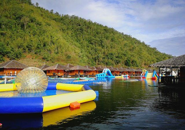 Vacances sociales au camping l'Arbre d'Or