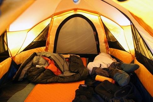 Réserver son hébergement camping sur Internet